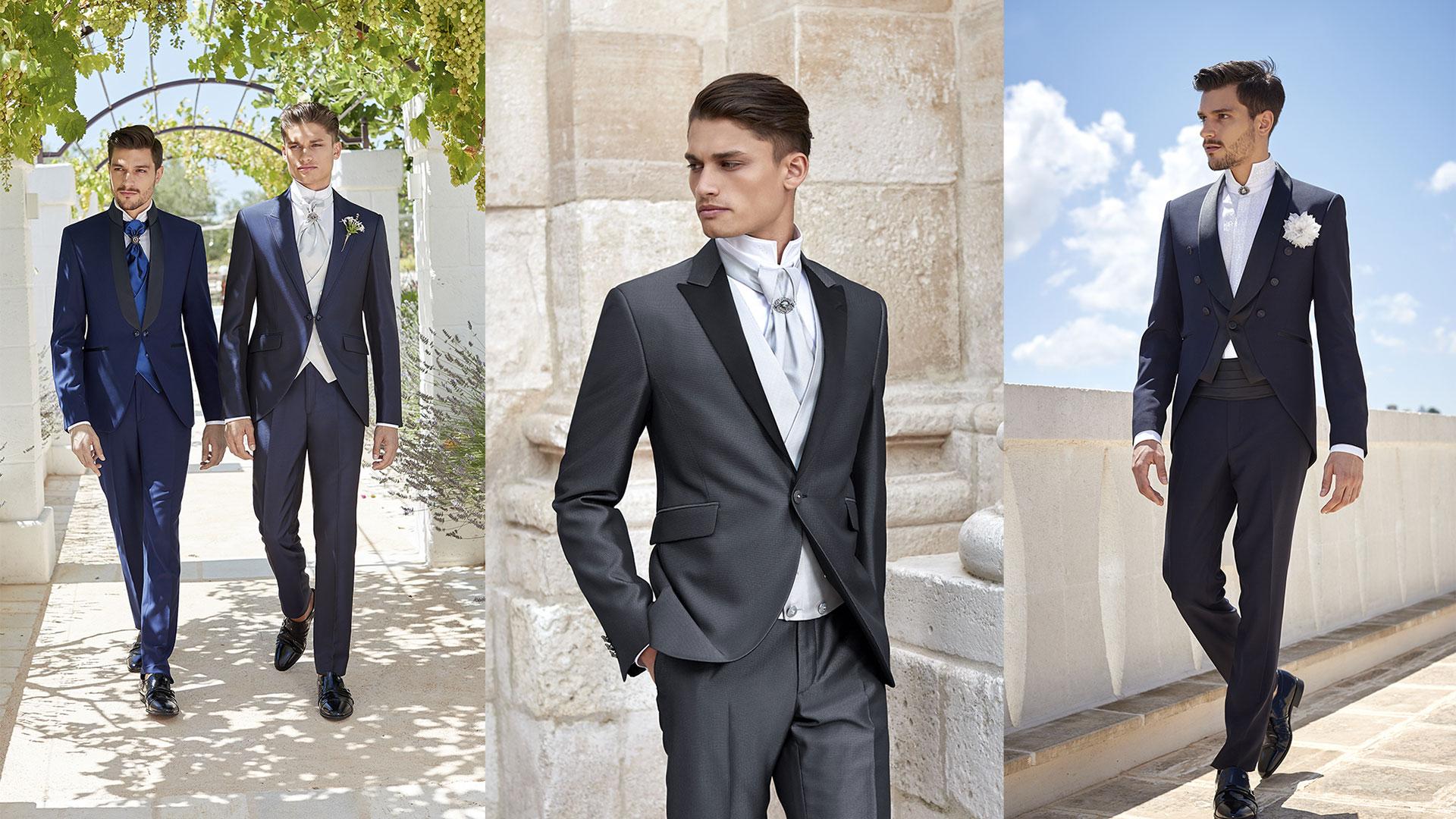 Bruno Peruselli abiti eleganti genova | abiti cerimonia