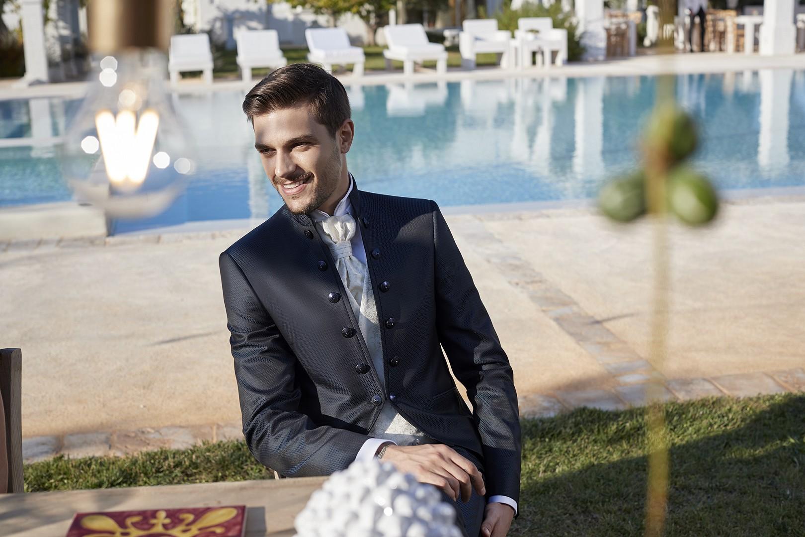fe7a926da10c Bruno Peruselli abiti unici e originali abiti sposo delle collezioni ...