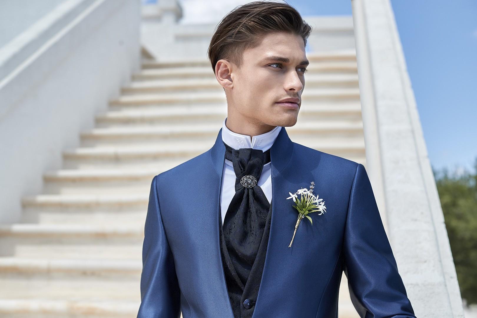 2411a4f0c2e1 Bruno Peruselli abiti unici e originali abiti sposo delle collezioni ...